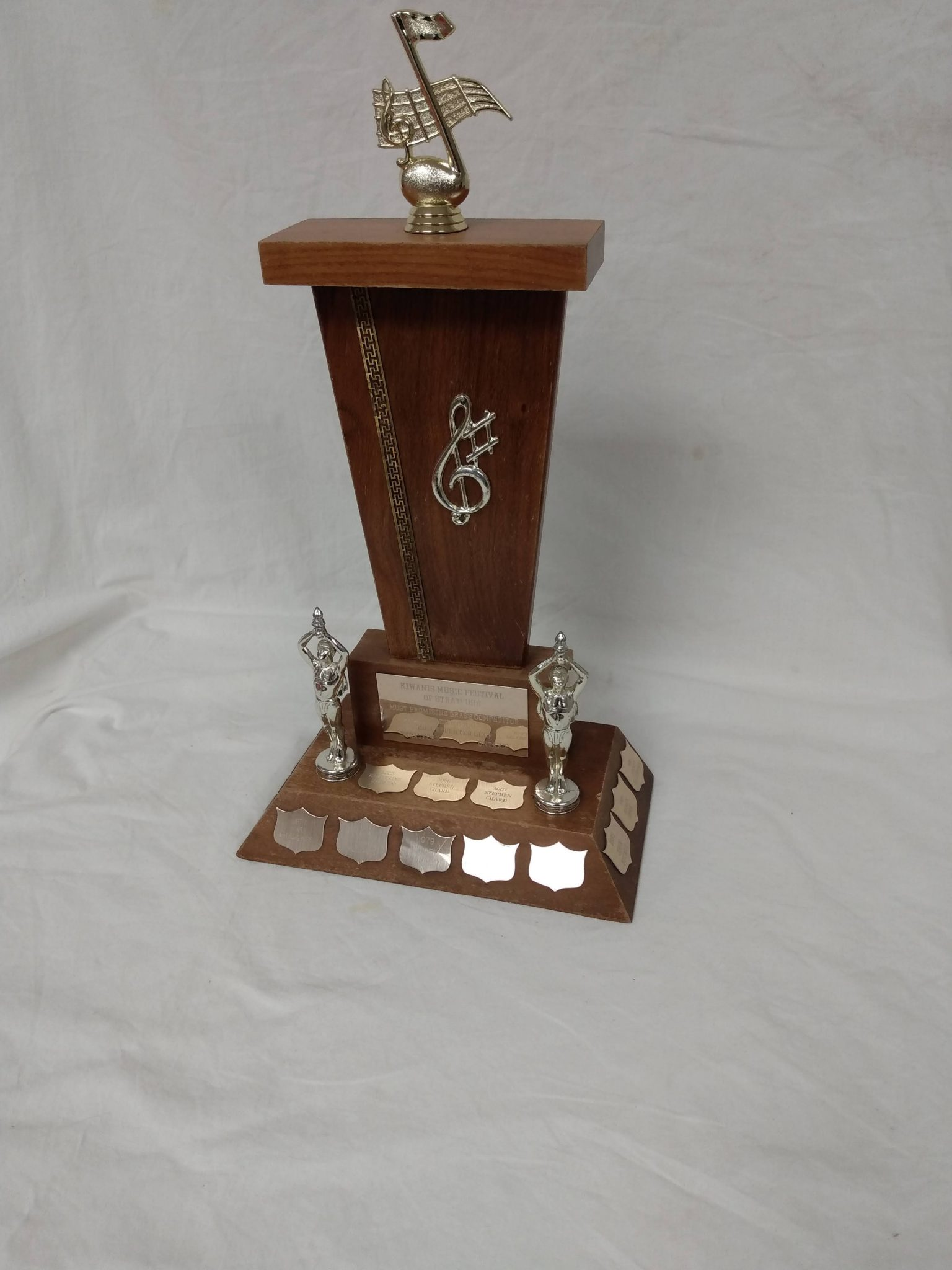 Silver Lining Trophy