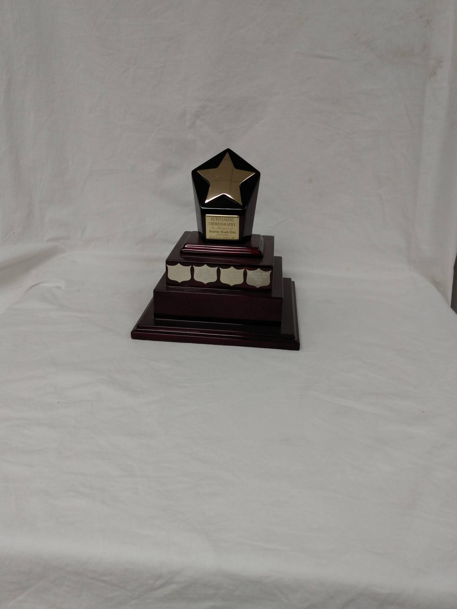 Marnie-Marie Isabel <br />Otto Memorial Trophy